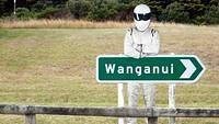 The Stig in Wanganui?